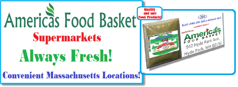 America's Food Basket Supermarkets Massachusetts Locations Quality And Safe Food Products! Whole Grains Organic Food Vegan Food Recipes Vegetarian Recipes Massachusetts locations. [https://afbmalaunchpad.wordpress.com/ ]