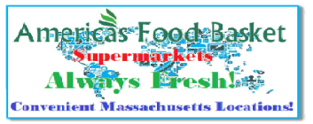 America's Food Basket Supermarkets Massachusetts Locations | Benefits of Healthy Eating | Quality And Safe Food Products At Competitive Prices! | Encourage Local Creativity And Entrepreneurship Why Shop Local! Whole Grains Organic Food Vegan Food Recipes Vegetarian Recipes | Grocery IoT (IoT For Grocery ) | Massachusetts locations. [https://afbmalaunchpad.wordpress.com/ ]