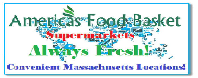 America's Food Basket Supermarkets Massachusetts Locations | Benefits of Healthy Eating | Quality And Safe Food Products At Competitive Prices! | Encourage Local Creativity And Entrepreneurship Why Shop Local! Whole Grains Organic Food Vegan Food Recipes Vegetarian Recipes | Grocery IoT (IoT For Grocery ) | Massachusetts locations. [ https://afbmalaunchpad.wordpress.com/ ]