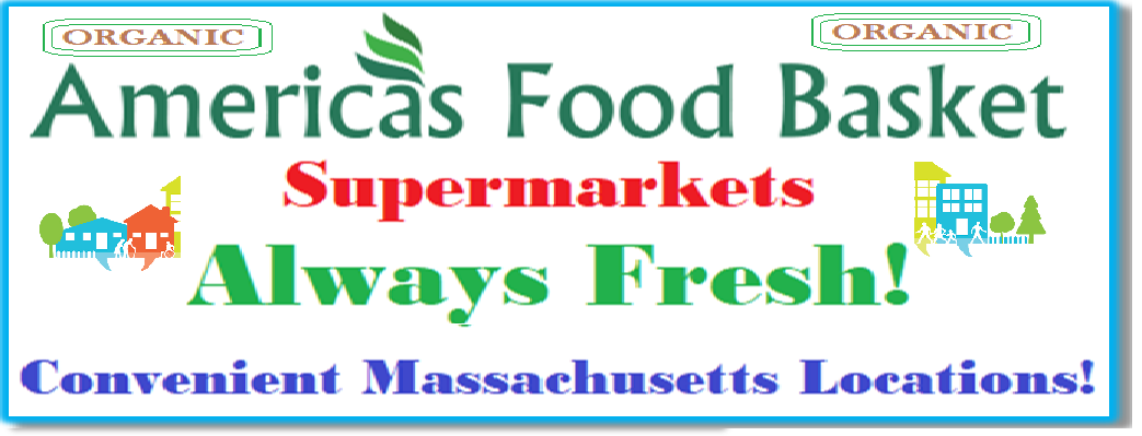 America's Food Basket Supermarkets Massachusetts Locations Quality And Safe Food Products! | Encourage Local Creativity And Entrepreneurship Why Shop Local! Whole Grains Organic Food Vegan Food Recipes Vegetarian Recipes Massachusetts locations. [ https://afbmalaunchpad.wordpress.com/ ]