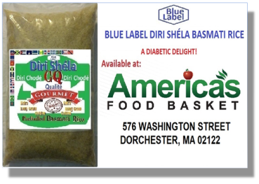 BLUE LABEL DIRI SHELA BASMATI RICE IS AVAILABLE AT ALL AMERICA'S FOOD BASKET LOCATIONS IN MASSACHUSETTS! https://afbmalaunchpad.wordpress.com/massachusetts-stores/