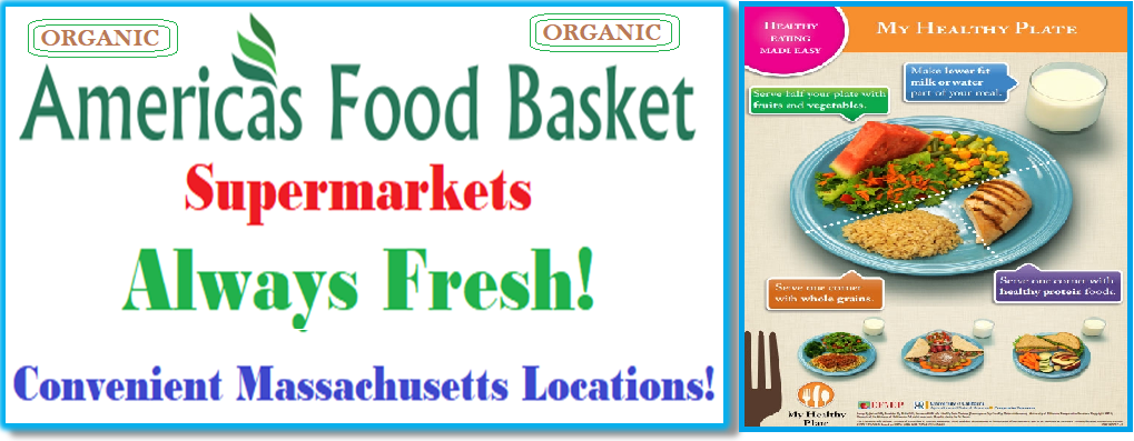 America's Food Basket Supermarkets | Massachusetts Locations | My Healthy Plate | What's On Your Plate? | Shop Smart! | Plan. Shop. And Save! | Why is it important to eat vegetables? | Nutrient Benefits | Diet-Rich Health benefits | Whole Grains | Organic Food | Vegan Food Recipes | Vegetarian Recipes | Few Things You Should Always Buy at America's Food Basket | Shoppers love America's Food Basket Supermarkets | Rotisserie Chicken For The Win | Organic Options | Your Family's Health First | Cold Meats | Baked Goods | Produce | Freshness and Reliability | International Foods | Massachusetts locations International Foods | Cheers to Great Taste, Health, and savings! | [ https://afbmalaunchpad.com/ ]