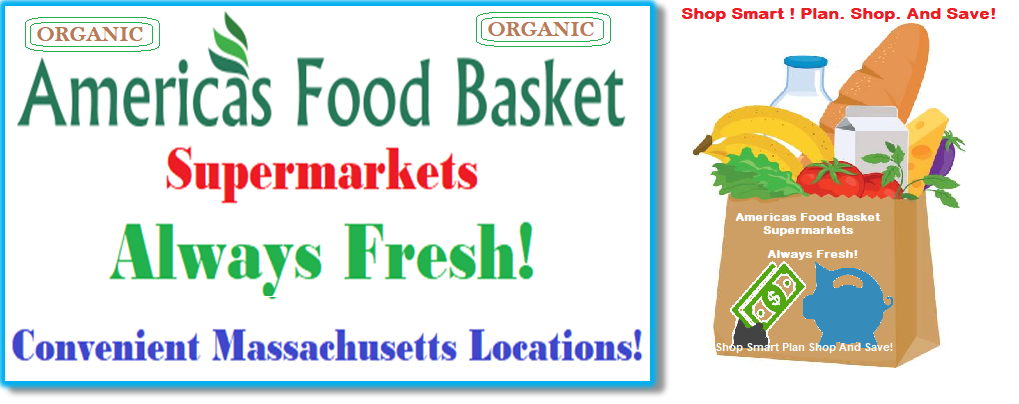America's Food Basket Supermarkets | Massachusetts Locations | Shop Smart! | Plan. Shop. And Save! | Why is it important to eat vegetables? | Nutrient Benefits | Diet-Rich Health benefits | Whole Grains | Organic Food | Vegan Food Recipes | Vegetarian Recipes | Few Things You Should Always Buy at America's Food Basket | Shoppers love America's Food Basket Supermarkets | Rotisserie Chicken For The Win | Organic Options | Your Family's Health First | Cold Meats | Baked Goods | Produce | Freshness and Reliability | International Foods | Massachusetts locations International Foods | Cheers to Great Taste, Health, and savings! | [https://afbmalaunchpad.com/ ]