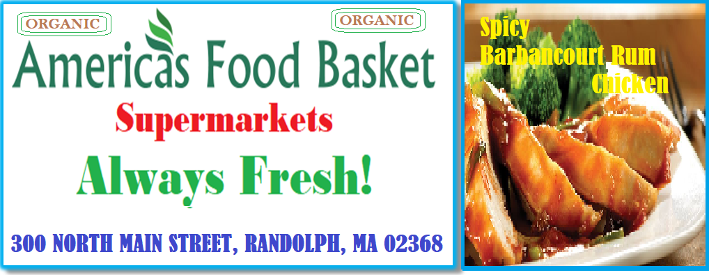 America's Food Basket Supermarkets | Massachusetts Locations | Spicy Barbancourt Rum Recipe | Essential Recipe | Maintain a Healthy BMI | Avoid Obesity | My Healthy Plate | What's On Your Plate? | Shop Smart! | Plan. Shop. And Save! | Why is it important to eat vegetables? | Nutrient Benefits | Diet-Rich Health benefits | Whole Grains | Organic Food | Vegan Food Recipes | Vegetarian Recipes | Few Things You Should Always Buy at America's Food Basket | Shoppers love America's Food Basket Supermarkets | Rotisserie Chicken For The Win | Organic Options | Your Family's Health First | Cold Meats | Baked Goods | Produce | Freshness and Reliability | International Foods | Massachusetts locations International Foods | Cheers to Great Taste, Health, and savings! | [ https://afbmalaunchpad.com/ ]