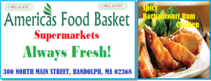 America's Food Basket Supermarkets | Massachusetts Locations | Spicy Barbancourt Rum Recipe | Maintain a Healthy BMI | Avoid Obesity | My Healthy Plate | What's On Your Plate? | Shop Smart! | Plan. Shop. And Save! | Why is it important to eat vegetables? | Nutrient Benefits | Diet-Rich Health benefits | Whole Grains | Organic Food | Vegan Food Recipes | Vegetarian Recipes | Few Things You Should Always Buy at America's Food Basket | Shoppers love America's Food Basket Supermarkets | Rotisserie Chicken For The Win | Organic Options | Your Family's Health First | Cold Meats | Baked Goods | Produce | Freshness and Reliability | International Foods | Massachusetts locations International Foods | Cheers to Great Taste, Health, and savings! | [ https://afbmalaunchpad.com/ ]