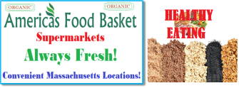 America's Food Basket Supermarkets | Massachusetts Locations |Anatomy of a Healthy Plate | Developing Healthy Eating Patterns | Few Things You Should Always Buy at America's Food Basket | Shoppers love America's Food Basket Supermarkets | Rotisserie Chicken For The Win | Organic Options | Your Family's Health First | Cold Meats | Baked Goods | Produce | Freshness and Reliability | International Foods | Massachusetts locations International Foods | Cheers to Great Taste, Health, and savings! | [ https://afbmalaunchpad.com/ ]
