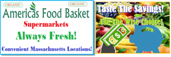 America's Food Basket Supermarkets | Massachusetts Locations | Taste The Savings! | Use The Wise Choice | Garden-Fresh ! | Gourmet | Essential Recipe | Maintain a Healthy BMI | Avoid Obesity | My Healthy Plate | What's On Your Plate? | Shop Smart! | Plan. Shop. And Save! | Why is it important to eat vegetables? | Nutrient Benefits | Diet-Rich Health benefits | Whole Grains | Organic Food | Vegan Food Recipes | Vegetarian Recipes | Few Things You Should Always Buy at America's Food Basket | Shoppers love America's Food Basket Supermarkets | Rotisserie Chicken For The Win | Organic Options | Your Family's Health First | Cold Meats | Baked Goods | Produce | Freshness and Reliability | International Foods | Massachusetts locations International Foods | Cheers to Great Taste, Health, and savings! | [ https://afbmalaunchpad.com/ ]