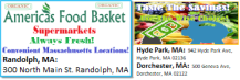 America's Food Basket Supermarkets | AFB SUPERMARKETS | Convenient Locations in Massachusetts | Quality Food Products | Affordable Prices | Anatomy of a Healthy Plate | Developing Healthy Eating Patterns | Keeping Stress at Bay Naturally | Foods That Can Help Diminish Anxiety | Few Things You Should Always Buy at America's Food Basket | Shoppers love America's Food Basket Supermarkets | Rotisserie Chicken For The Win | Organic Options | Your Family's Health First | Cold Meats | Baked Goods | Produce | Freshness and Reliability | International Foods | Massachusetts locations International Foods | Cheers to Great Taste, Health, and savings! | [https://afbmalaunchpad.com/ ]