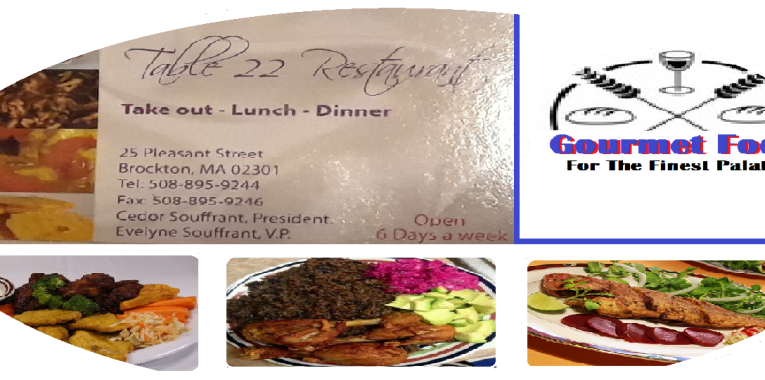 TABLE 22 RESTAURANT | CARIBBEAN RESTAURANT IN BROCKTON MA, SERVING DELICIOUS FOOD IN BROCKTON MA, | One Cannot Produce Well, Exercise Well, Arouse Well, Until They've Dined Well! | RESTAURANT IN BROCKTON MA